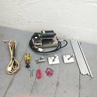 GM C-Body Windshield Wiper Kit w Wiring Harness washer upgrade fleetwood deville