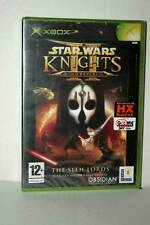 STAR WARS KNIGHTS OF THE OLD REPUBBLIC II GIOCO NUOVO XBOX ED ITA PAL VBC 44173