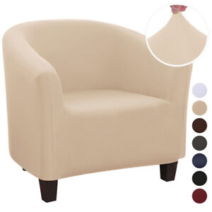 Armchair Stretch Sofa Chair Cover Tub Seat Slipcover Protector Washable Covers~