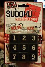 Westminster - Pocket Sudoku Puzzle Cube (0290) Brand New Old Stock  Sealed 2006