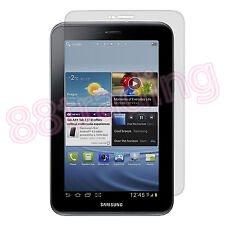 2 x FRONT LCD CLEAR SCREEN PROTECTOR FOR SAMSUNG GALAXY TAB 2 P3100 P3110 7.0