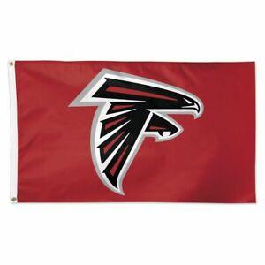 NFL Football Atlanta Falcons Wincraft Deluxe 3x5 Flag Flagpole Car House  NEW