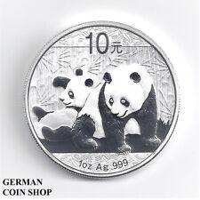 Silber China 10 Yuan 2010 Panda - Silver