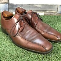 UK11 ECCO Comfort Derby Dress Shoes - Formal Work Wedding Oxford - EU45
