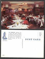 Old Canada Postcard - Toronto, Ontario - The Stoodleigh Restaurant