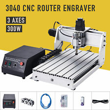 Cnc Router Engraving Machine Milling Cutting Machine 3 Axis Desktop Wood Carving