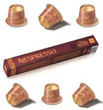 Nespresso MONSOON MALABAR Capsules LimEd Coffee Espresso Intens 8 after Caramel
