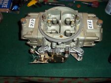 Holley NASCAR / ARTGO List # 6895  race 390 cfm carb SUPER RARE / VINTAGE