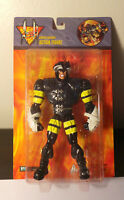 """1997 ASH Glow in dark Edition 8"""" Action Figure Comic Book Limited Edition NIP"""