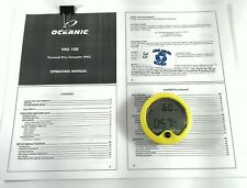 Oceanic VEO 100 Scuba Dive Computer Puck Module with Manual     #35