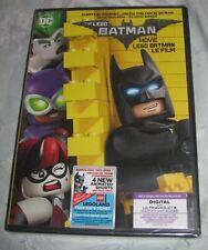 2017 DC Lego Batman the Movie DVD New sealed, Canada, Bilingual