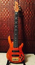 CLEAN!!  JOHN PATITUCCI YAMAHA 6 STRING ELECTRIC BASS GUITAR EXCELLENT CONDITION