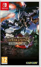 Monster Hunter Generations Ultimate SWITCH *PRE-ORDER ITEM* Release: 28/08/18