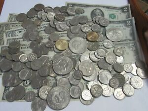 Bulk Lot of U.S.A. Currency Total 42 Dollars