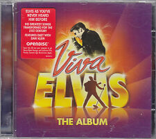 ELVIS PRESLEY - viva elvis the album CD
