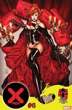 X-Men #6 Mark Brooks Dark Phoenix Variant 2/12/2020 Free Shipping Available