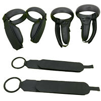 1 Pair Adjustable Knuckle Strap for OCULUS Quest /OCULUS Rift S Touch Controller