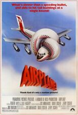 AIRPLANE - CLASSIC MOVIE POSTER 24x36 - 53220