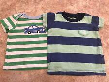 Carter's Striped Shirts 0-3M