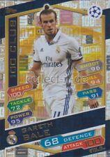 TOPPS Champions League 2016/17 - C 8 - Gareth Bale - Club 100