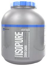 Nature's Best Isopure Perfect Zero Carb Protein - 4.5 lbs CREAMY VANILLA