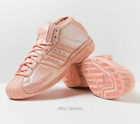 Adidas Mens Pro Model 2G EH1951 Basketball Shoes Size 11.5 Glow Pink Sneakers