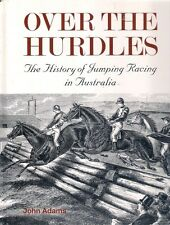 HISTORY of JUMPING RACING in AUSTRALIA horse steeplechasing victoria