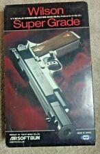 AIR SOFT GUN Tokyo Marui Wilson Super Grade Colt MK IV gas non blow back