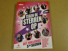 3-DISC DVD BOX / TEGEN DE STERREN OP - SEIZOEN 5