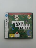 Clubhouse Games Nintendo DS PAL