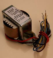 TRANSFORMER OUTPUT 4 WATTS SINGLE-ENDED ONE MULTI-IMPEDANCES