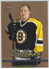 Kevin Dallman , 2005-06 , Fleer Ultra , Gold Medallion , Rookie Card , #205