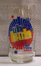 Retro 1985 Diet Pepsi 12 oz Glass uh huh Right One Baby