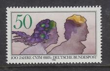 WEST GERMANY MNH STAMP DEUTSCHE BUNDESPOST 1982 YOUNG COUPLE  SG 1997
