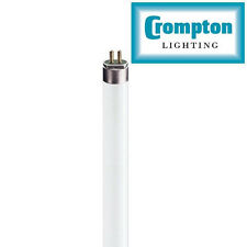 "2 x 12"" 8W Tube Fluorescent T5 - 535 3500k Blanc Crompton FT128W T5"