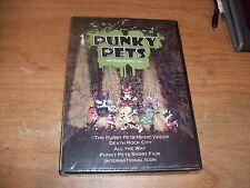 Punky Pets Music Videos: Death Rock City - All The Way (DVD 2011) NEW