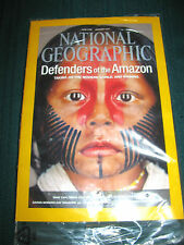 "National Geographic Magazine - January 2014 - Feat. ""Defenders of the Amazon"""