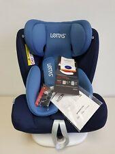 Lettas Myrphe Kindersitz 360° mit ISofix Gr. 0+/1/2/3 0-36 kg blau LA0018 AS