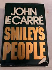 Smiley's People by John Le Carré (1980, First Trade Edition)