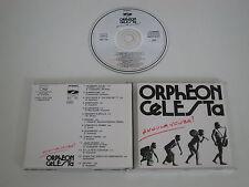 ORPHEON CELESTA/ANOULANOUBA!(MANUSIC MIC 104) CD ALBUM