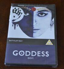 Goddess (Devi) - (Mr Bongo Films) Sharmila Tagore, Satyajit Ray (DVD, PAL) NEW
