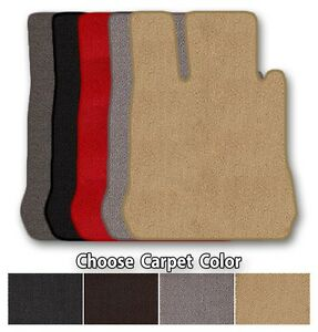 Mercedes Benz Vehicles 4 Pc Carpet Floor Mat Set - Choice of Color