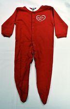 "WALES ""CWTCH ME""  design RED BABYGROW, 3-6 months, Welsh, Cymru"