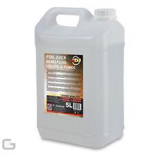 ADJ Fog Fogger DJ Club Smoke Fluid Juice Liquid Refill Medium Density - 5L