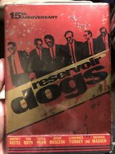Reservoir Dogs (Dvd, 2006, 15th Anniversary) Tin Gas Can Case