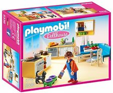 Playmobil 5336 country kitchen doll house