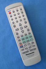Genuine Original Panasonic RAK-PM902WK STEREO emote Control ,No Battery Cover