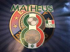 Número Oficial De Matheus Edición Especial Día De La Bandera Del Club America