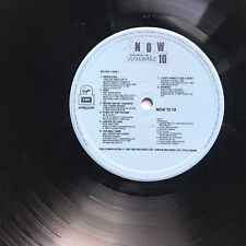 NOW THAT'S WHAT I CALL MUSIC 10 - VARIOUS * LP VINYL * FREE P&P UK VIRGIN NOW 10