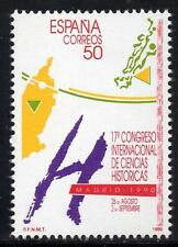 SPAIN MNH 1990 SG3075 17th International Congress of Historical Sciences
